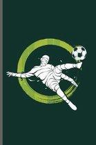 Soccer Player Strike