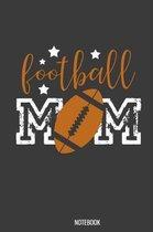 Football Mom Notebook