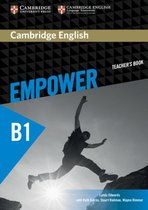 Cambridge English Empower - Pre-intermediate teacher's book