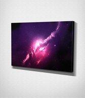 Nebula Canvas | 30x40 cm
