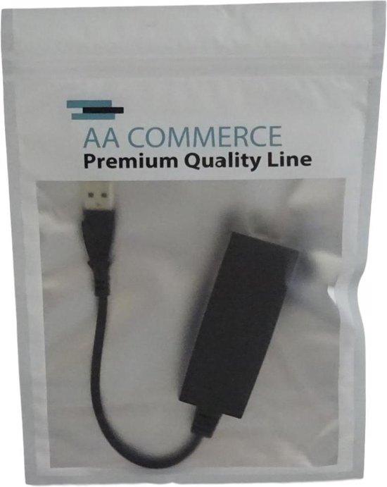 USB 3.0 Gigabit Ethernet Adapter - RJ45/Internet/LAN/Netwerk Adapter - Voor Windows PC/Apple Mac/Macbook