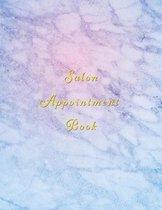 Salon Appointment Book