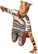 Originele morphsuit tijger M (145-160 cm)