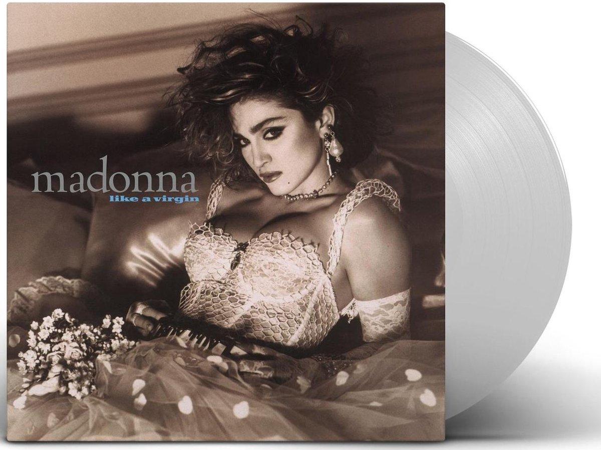 Like A Virgin (Coloured Vinyl) - Madonna