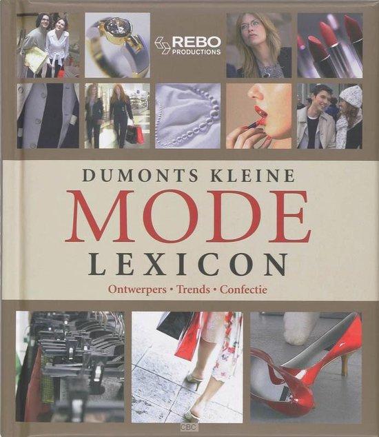 Dumonts Kleine Mode Lexicon - D. Jonas pdf epub