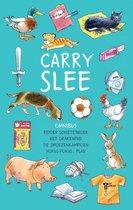 Boek cover Carry Slee omnibus van Carry Slee