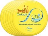 Zwitsal Zinkzalf Pot Baby - 6 x 150 ml - Voordeelverpakking
