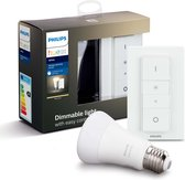 Philips Hue - White - Dimmer Switch en Losse lamp - E27 - Bluetooth
