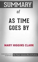Boek cover Summary of As Time Goes By van Paul Adams