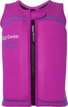 EasySwim Fun - Zwemvest/Drijfvest kind - Roze - Maat S: 13-16 kg