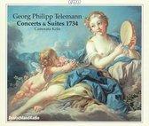 Six Concerts & Six Suites 1734
