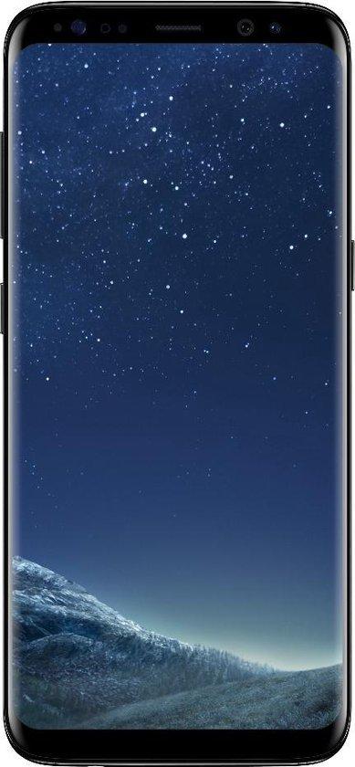 Samsung Galaxy S8 - 64GB - Midnight Black (Zwart)