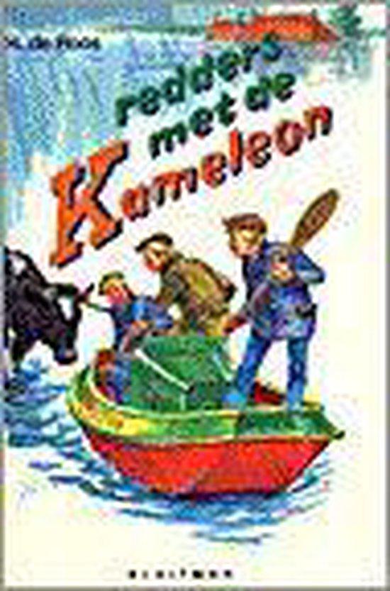 Redders Met De Kameleon - H De Roos |