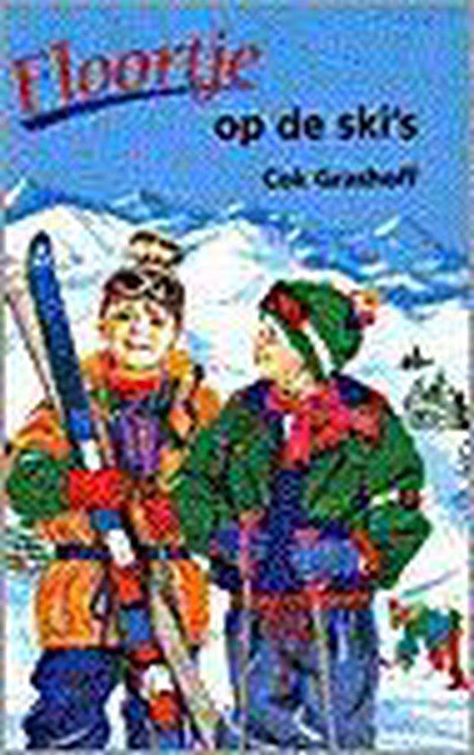 Floortje Op De Ski'S - Cok Grashoff  