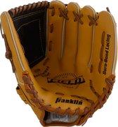 Franklin Baseball Handschoen 22603  Honkbalhandschoen - Unisex - lichtbruin