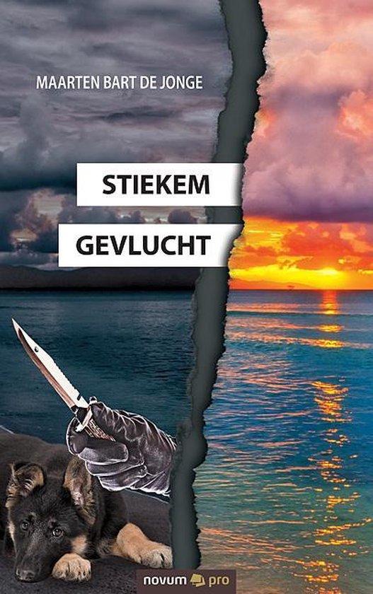 Stiekem gevlucht - Maarten Bart de Jonge | Readingchampions.org.uk