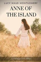 Anne of the Island (unabridged 1915 edition)