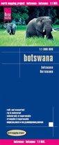 Reise Know-How Landkarte Botswana 1 : 1.000.000