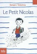 Boek cover Le petit Nicolas (folio junior 3) van Rene Goscinny (Paperback)