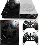 Captain America - Xbox One S skin