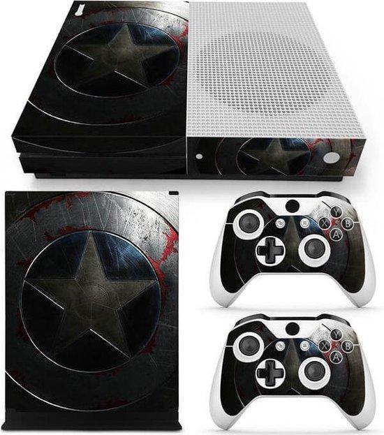 Captain America – Xbox One S skin