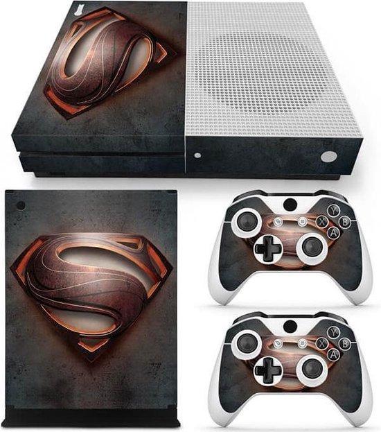 Superman – Xbox One S skin