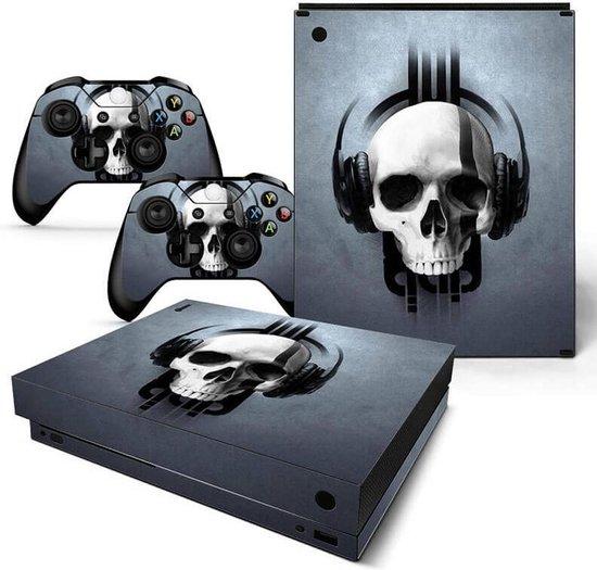 Headphone Skull – Xbox One X skin