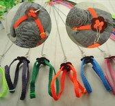 Hiden | Vogeltuigje - Dierenaccessoires - Dieren - Vogel training - Random Colors