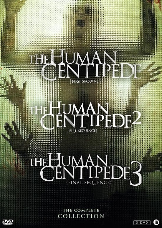 The Human Centipede Box(1-3)