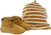 Timberland Kids Crib Boots W/Hat - Wheat  - Maat 17