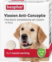 Beaphar Vlooien Anticonceptie - Grote Hond 21-40 kg - 3 Tabletten