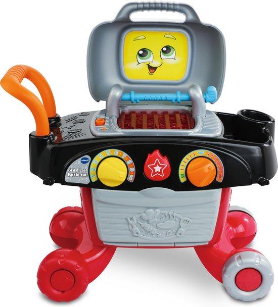 VTech Gril & Leer Barbecue - Educatief Babyspeelgoed - Multikleuren