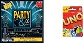 Gezelschapsspel - Uno & Party & Co - 2 stuks