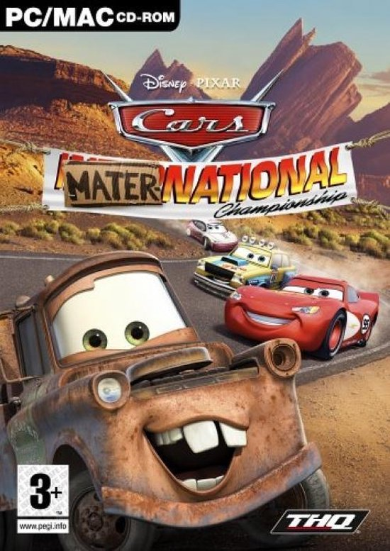 Cars Mater National /PC