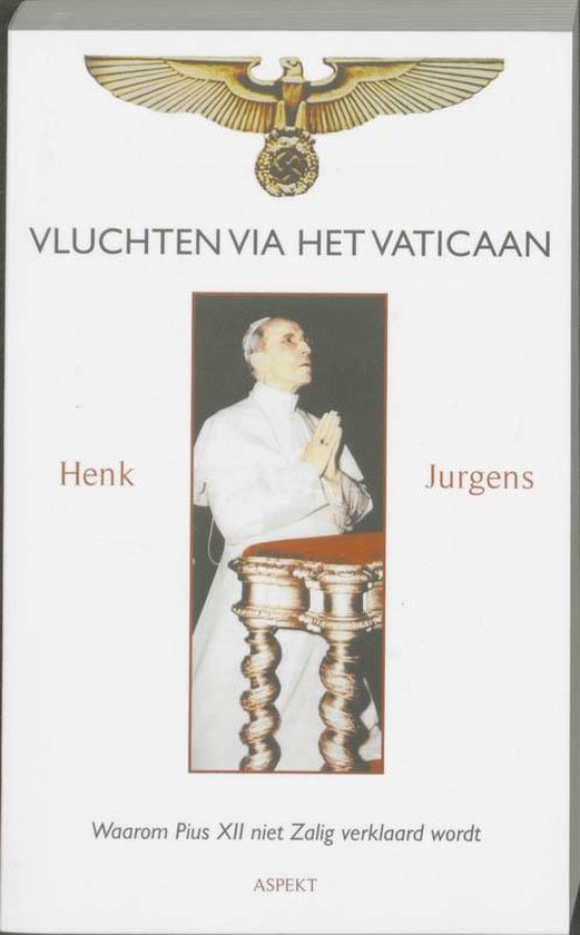 Vluchten via het Vaticaan - H. Jurgens | Fthsonline.com
