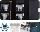 Precisie Pentalobe Torx Schroevendraaierset - Schroevendraaier Bitset T2 T3 T4 T5 T6 T7 T8 T10 T15 - Horloge & Smartphone Laptop Apple Macbook iPhone Screwdriver Gereedschap Set - 25-Delig