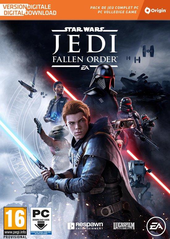 Star Wars Jedi: Fallen Order – PC (Code in a Box)
