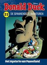 Donald Duck Spannendste Avonturen 22 - Het mysterie van Paaseiland