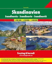 Scandinavië Superatlas F&B