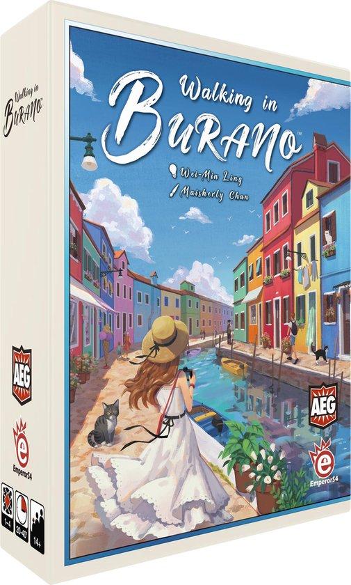 Alderac Walking in Burano Strategie Volwassenen en kinderen