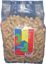 Vanilia Tropical Paardensnoepjes - 4 kg