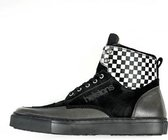 Helstons Utah Black Motorcycle Shoes 43