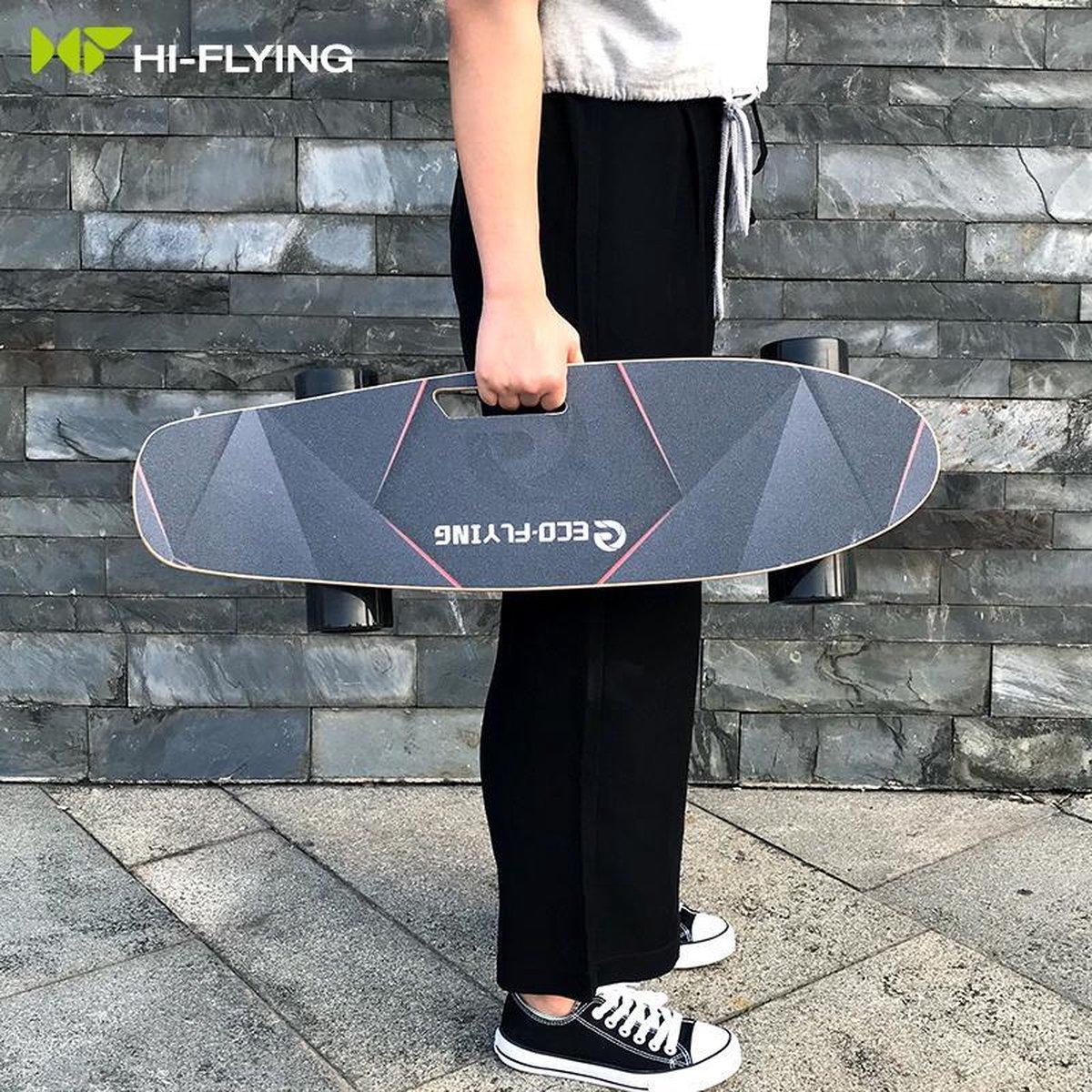 Hi-Flying 2S-01 Electrische Skateboard | 350w x 2 | 15km actiradius | 20km/u |