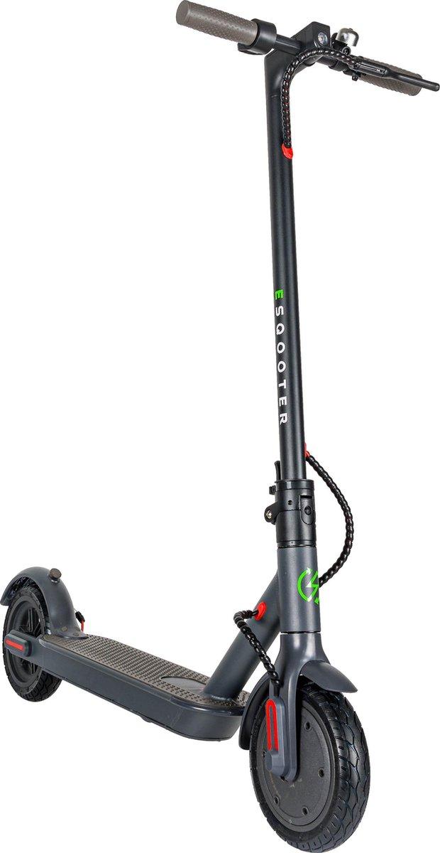 Esqooter Kick Booster Elektrische Step Elektrische Step voor Volwassenen en Kinderen E-Step 25 km/u 8.5 inch Wielen zwart online kopen