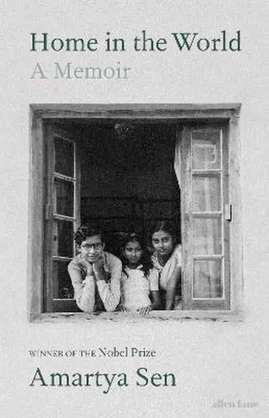 Boek cover Home in the World van Amartya Sen (Hardcover)