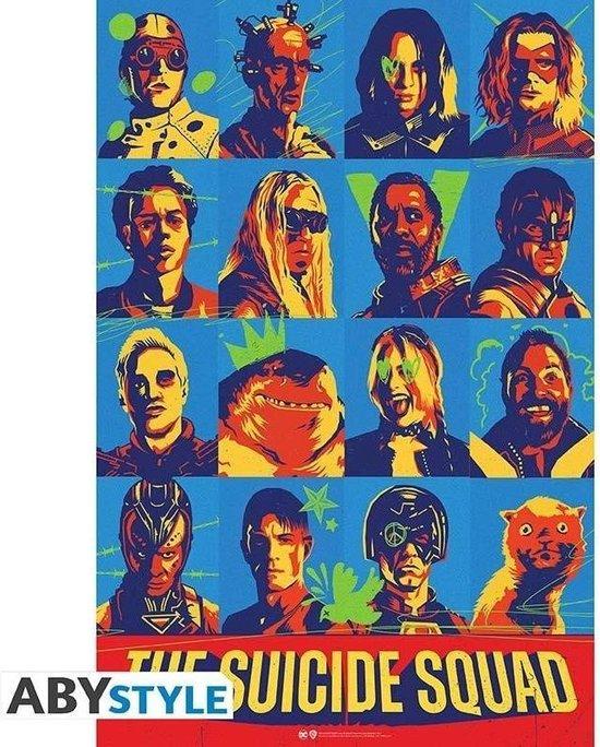 DC COMICS - The Suicide Squad - Poster 91x61cm