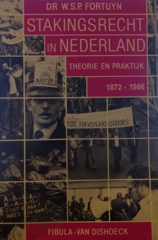 Stakingsrecht in nederland