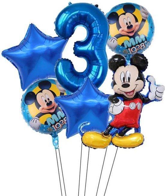 Disney  Minnie Mouse Party Ballonnen 32Inch Nummer