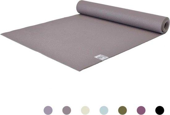 Love Generation ● Yoga Mat ● Fitness Mat ● Taupe