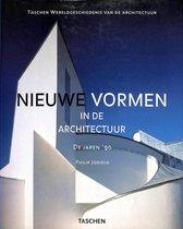 Taschen wereldgeschiedenis van de architectuur Nieuwe vormen in de architectuur